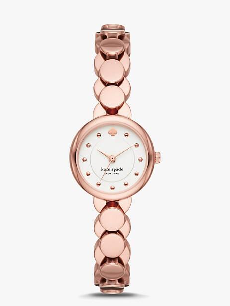 monroe scallop bracelet watch by kate spade new york