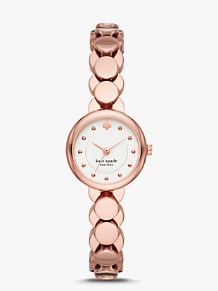 monroe scallop bracelet watch by kate spade new york non-hover view