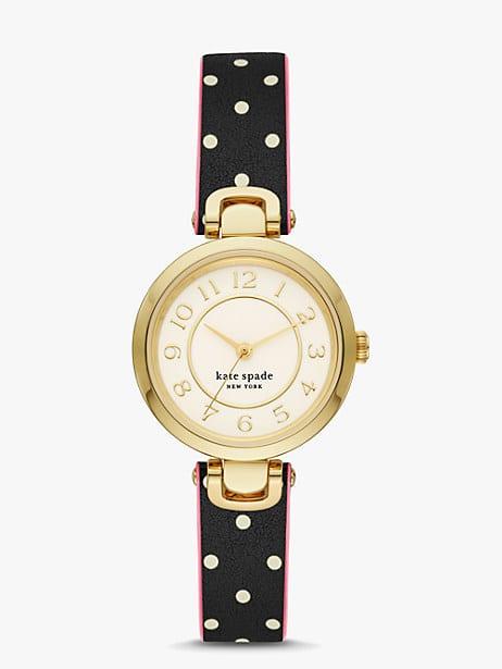 rainey park dot reversible watch by kate spade new york