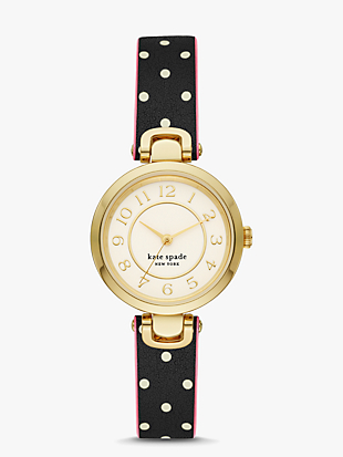 rainey park dot reversible watch by kate spade new york non-hover view