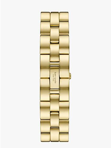brookville gold-tone stainless steel watch, , rr_productgrid