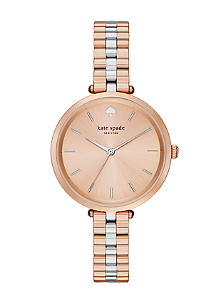 holland skinny bracelet watch by kate spade new york non-hover view