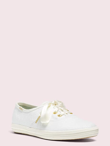keds kids x kate spade new york champion glitter youth sneakers by kate spade new york