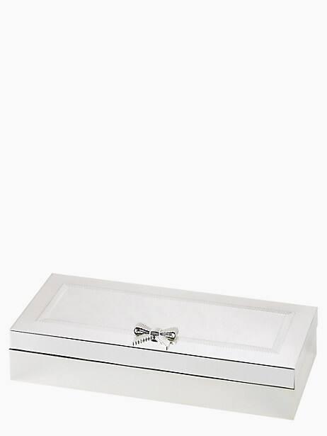 grace avenue vanity jewelry box by kate spade new york