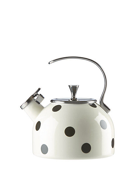 DECO DOT TEA KETTLE by kate spade new york