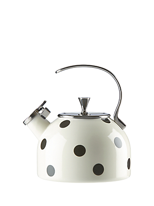 DECO DOT TEA KETTLE by kate spade new york non-hover view
