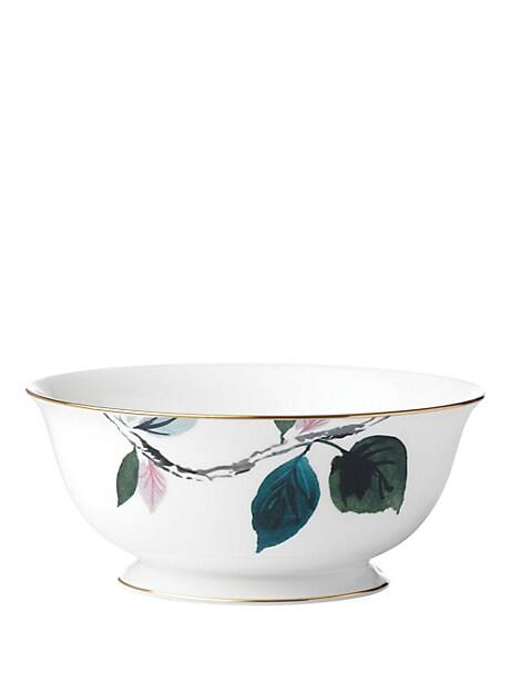 birch way serving bowl by kate spade new york