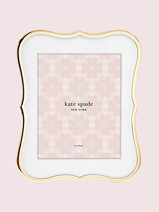 crown point gold 8x10 frame by kate spade new york non-hover view