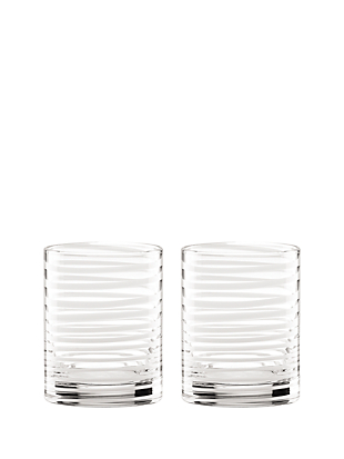 charlotte street double old fashioned set by kate spade new york hover view