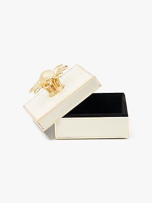 keaton jewelry box by kate spade new york hover view