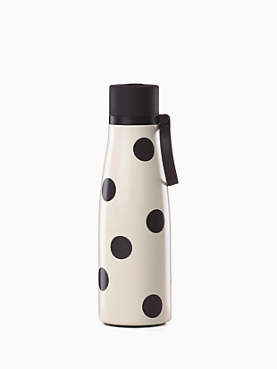 on the go deco dot water bottle by kate spade new york non-hover view