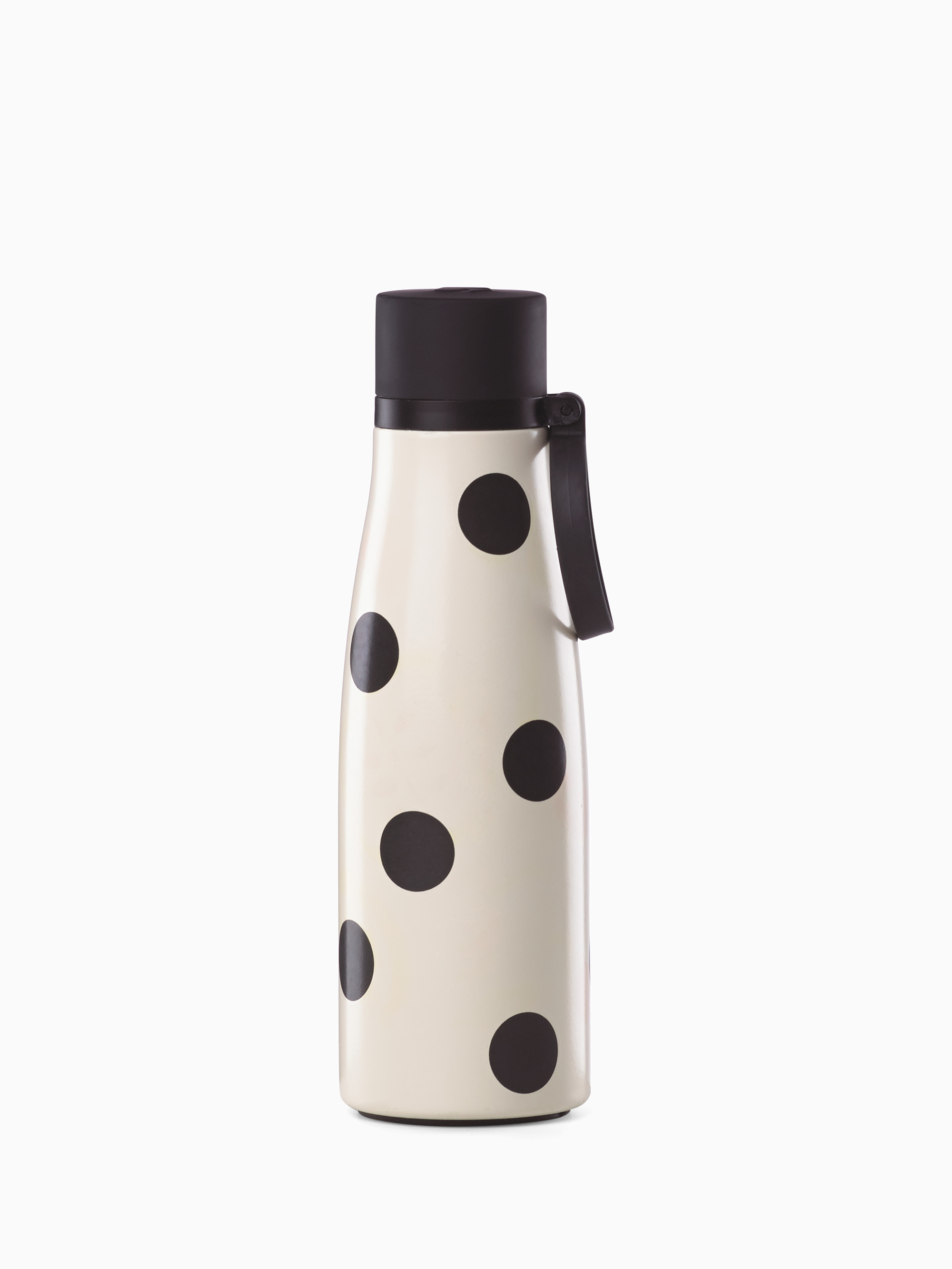 Kate spade on the go deco dot water bottle