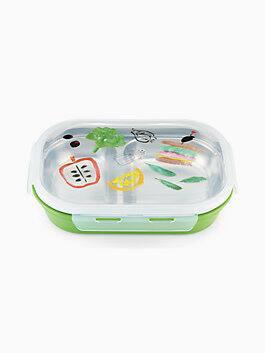 on the go pretty pantry lunch box, multi, medium