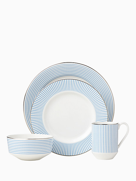Laurel Street 4 Piece Place Setting by kate spade new york