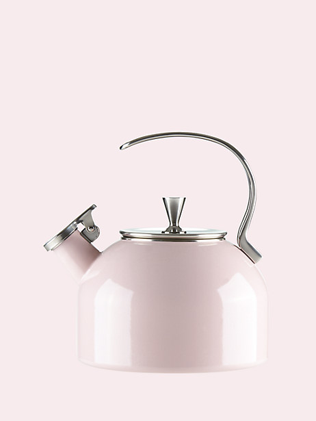 Blush Tea Kettle by kate spade new york