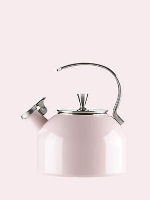 Blush Tea Kettle by kate spade new york non-hover view