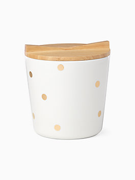 Melrose Avenue Ice Bucket, gold, medium