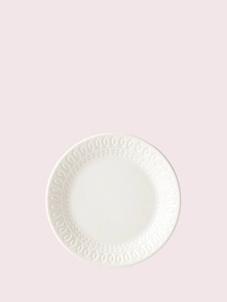 willow drive accent plate by kate spade new york