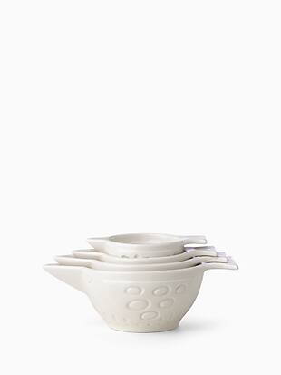 cannon street bird measuring cups by kate spade new york non-hover view