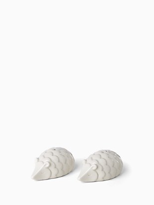 cannon street hedgehog salt & pepper set by kate spade new york non-hover view