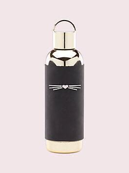 cat silicone sleeve tumbler, multi, medium