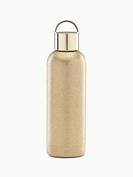 gold glitter tumbler, multi, medium