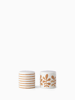 sienna lane salt & pepper set, white, medium