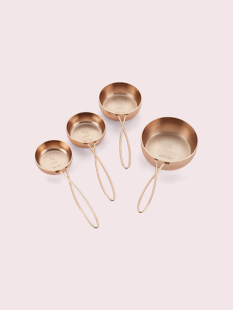 arch street measuring cups by kate spade new york