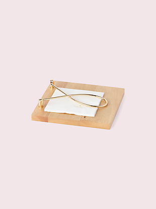 arch street napkin holder by kate spade new york non-hover view