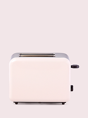 blush toaster by kate spade new york non-hover view