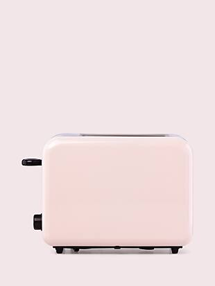 blush toaster by kate spade new york hover view