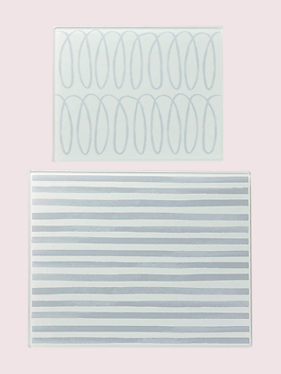 charlotte street prep boards set by kate spade new york non-hover view