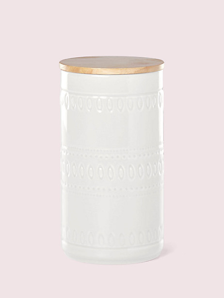 willow drive medium canister by kate spade new york