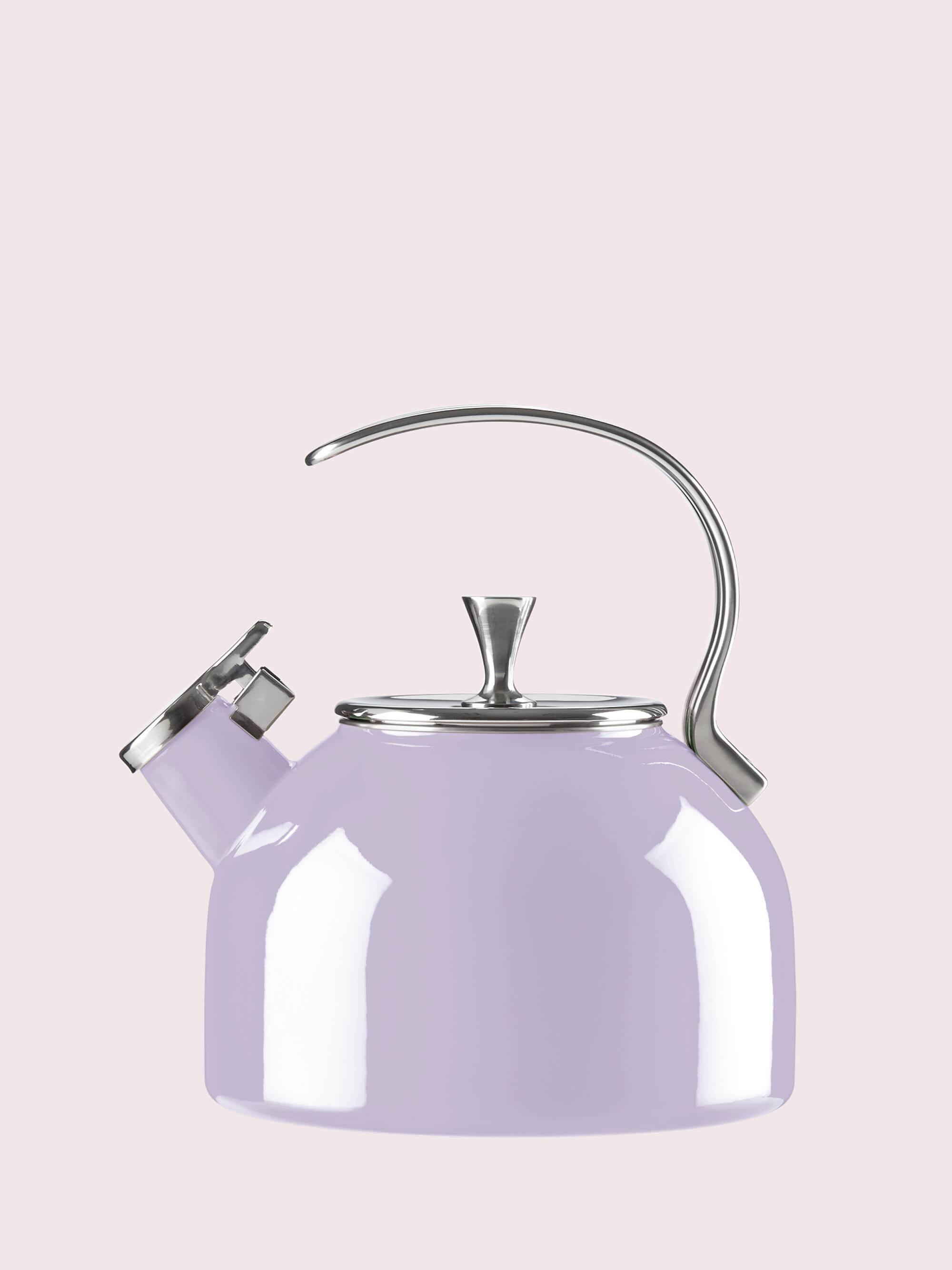 Kate spade lilac kettle
