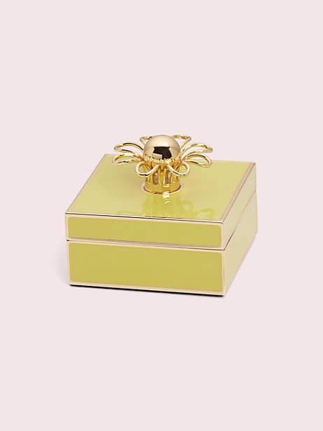 keaton street keepsake box by kate spade new york
