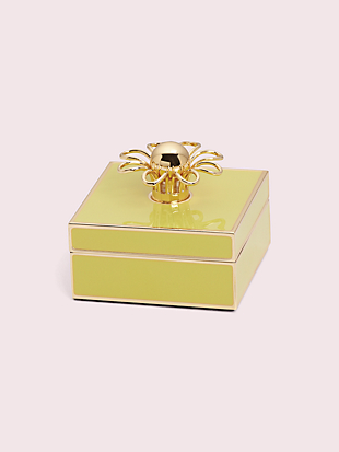 keaton street keepsake box by kate spade new york hover view
