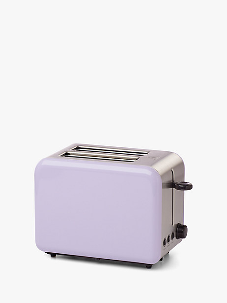 lilac toaster by kate spade new york