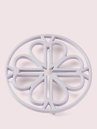 spade flower trivet by kate spade new york non-hover view