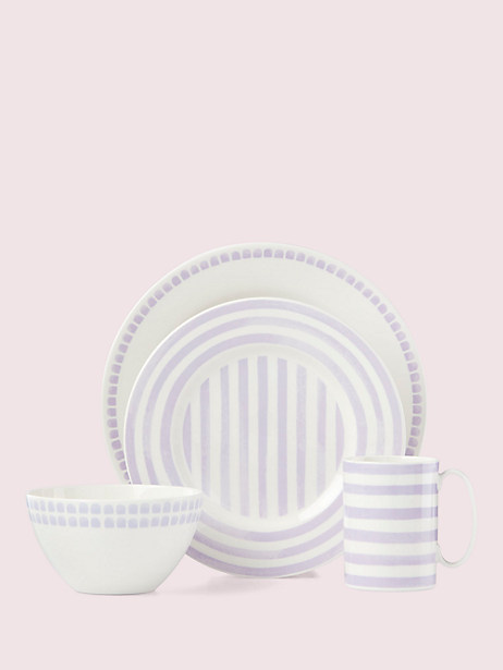 charlotte street north 4-piece place setting by kate spade new york