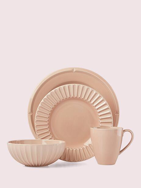 tribeca four-piece place setting by kate spade new york