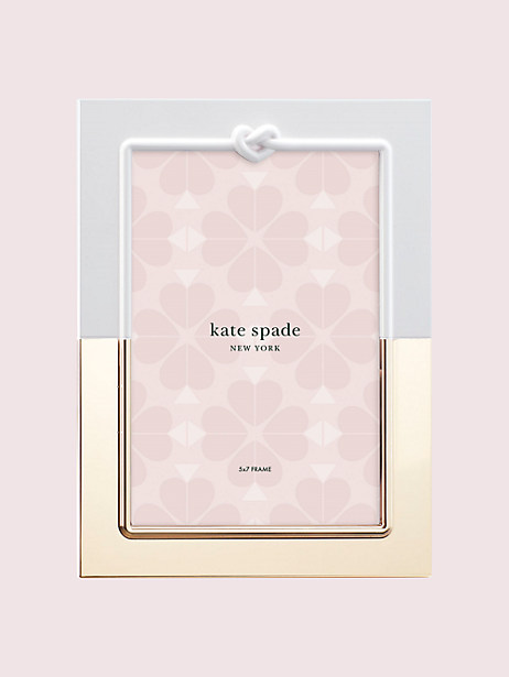 with love 5x7 frame by kate spade new york