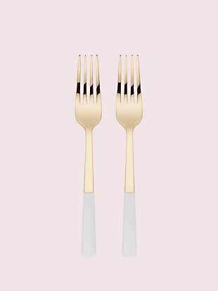 with love tasting fork set by kate spade new york non-hover view