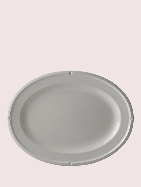 "tribeca 16"" platter by kate spade new york"