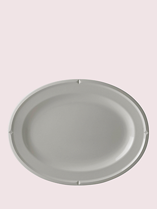 "tribeca 16"" platter by kate spade new york non-hover view"