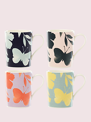 petal lane mug set by kate spade new york hover view