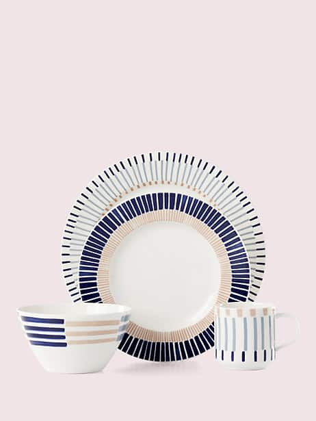 brook lane 4-piece place setting by kate spade new york