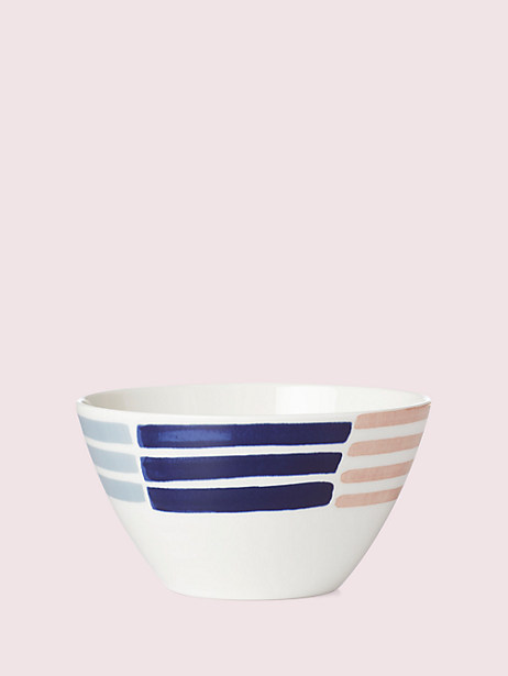 brook lane soup/cereal bowl by kate spade new york