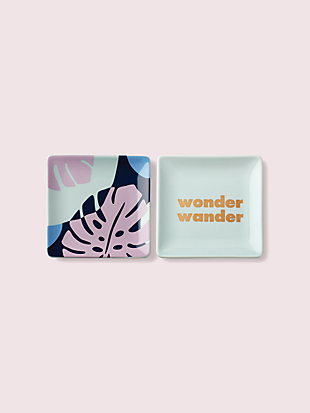 sweet talk wonder, wander dish set by kate spade new york non-hover view