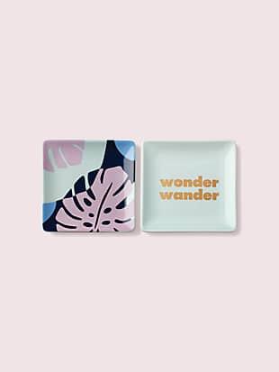 sweet talk wonder, wander dish set by kate spade new york non-hover view