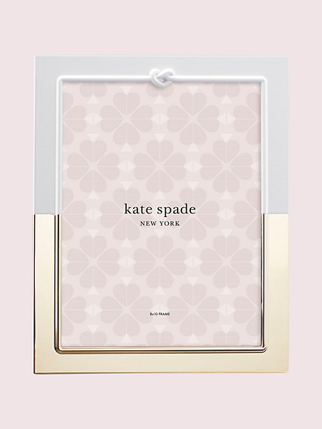 with love 8x10 frame by kate spade new york